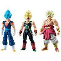 Dragon Ball Shodo Vol. 5 Assortiment de 3 figurines - 10 cm