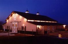 The horse barn on the Lawson Ranch Would love to have this!!!