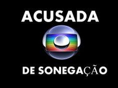 Rede Record denuncia sonegação fiscal da Rede Globo - YouTube