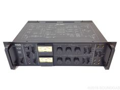 Roland RSS RV-800 Stereo Reverb - a very clean sounding unit with an almost plate-like quality.