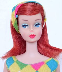 RARE!! Stunning! Vintage Midnight/Ruby Color Magic Barbie Doll Mint! *1DAY* | eBay