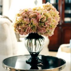 Perfect gifts for Mom: This Ralph Lauren vase is crafted from hand-cut black crystal and designed with a Georgian-inspired silhouette.