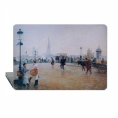 Paris Macbook Pro 15 Case Impressionist MacBook Air 13 Case Monet Macbook 11 Macbook 12 classic Macbook Pro 13 Retina Case Hard Plastic