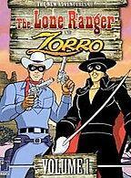 The New Adventures of The Lone Ranger & Zorro