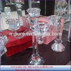 Fashion Elegant Clear Crystal Candelabra For Wedding Decoration - Buy Crystal Candelabra,Clear Crystal Candelabra,Elegant Clear Crystal Candelabra Product on Alibaba.com