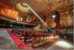 Movie Theater, New York City