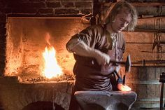 Make my own sword as a blacksmith would