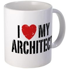 Blueprint paperweight for architects just for fun pinterest i love my architect mug on cafepress malvernweather Gallery
