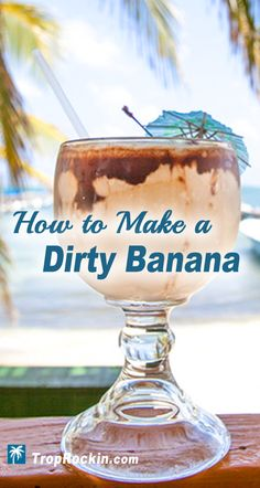The Dirty Banana drink is the all time best dessert cocktail. Better than a Mud Slide any day! The Dirty Banana drink is the all time best dessert cocktail. Better than a Mud Slide any day! Banana Cocktails, Beste Cocktails, Cocktail Desserts, Dessert Drinks, Fun Cocktails, Summer Drinks, Cocktail Drinks, Fun Drinks, Cocktail Recipes Kahlua