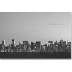 Trademark Fine Art City V Canvas Wall Art by Ariane Moshayedi, Size: 16 x 24, Multicolor