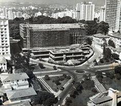 AHSP - Acervo fotográfico do Arquivo Histórico de São Paulo, masp, 1965