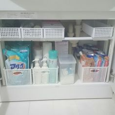 a_____suさんの、洗面台,洗面所,洗面台下収納,収納,ミニマリストになりたい,断捨離,ホワイトインテリア,シンプルインテリア,100均,ダイソー,バス/トイレ,のお部屋写真