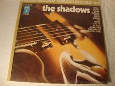 LP The Shadows Golden Record 1973 FRANCE CARPETA ABIERTA PORTADA VG DISCO VG++