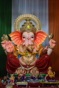 Shri Ganesh Images, Ganesha Pictures, Lord Murugan Wallpapers, Shiva Lord Wallpapers, Lord Ganesha Paintings, Lord Shiva Painting, Ganesh Lord, Om Ganesh, Krishna Birthday