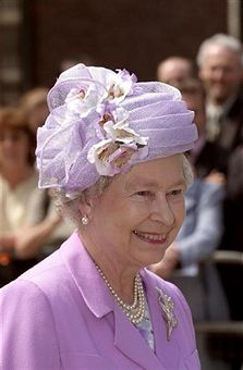 Image result for The Queen In London To Open The Millennium Bridge Walkway Across The Thames Which Links St. Paul's Cathedral With The Tate Modern Gallery And Shakespeare's Globe.2000