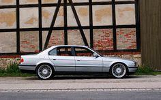 BMW e38 740i @ Hildesheim - Marienrode