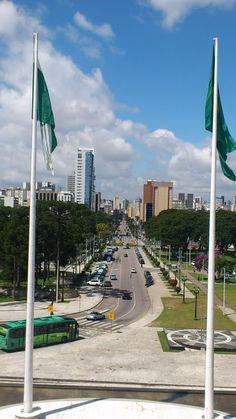#PinMyCity Curitiba respira turismo.