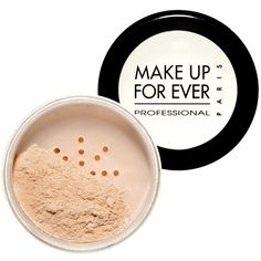 MAKE UP FOR EVER Super Matte Loose Powder  | Sephora ❤️❤️❤️❤️❤️ amazing for oily skin