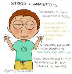 Dealing with stress and anxiety can be hard. Learn a few techniques to help relieve stress and be prepared. Anxiety Tips, Anxiety Help, Stress And Anxiety, Test Anxiety, Anxiety Disorder, Panic Disorder, Journey, Anxiety Relief, Stress Relief