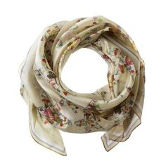 Codello silk scarf, design Lola Paltinger
