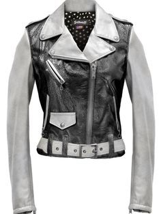 Design your own Schott's Perfecto Motorcycle Jacket. Lots of different color options to choose from.