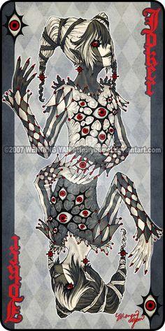 Augen Auf: Joker 2 by yuumei.deviantart.com