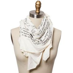 Alice in Wonderland Lightweight Literary Scarf Ways To Wear A Scarf, How To Wear Scarves, Cotton Gloves, Lightweight Scarf, Pride And Prejudice, Square Scarf, American Made, Alice In Wonderland, This Or That Questions