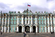hermitage museum st. petersburg picture