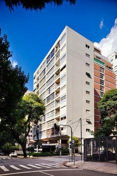 Edifício Itacolomi - Victor Reif, 1964