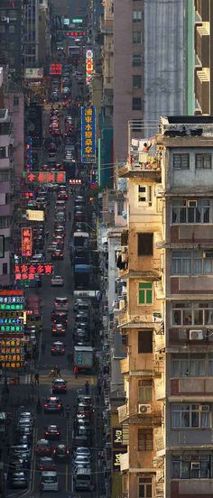 Stunning Rooftops photos of Hong Kong by Romain Jacquet-Lagrèze | Great Inspire