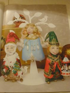 Jingles featured in Dolls, Bears & Collectables
