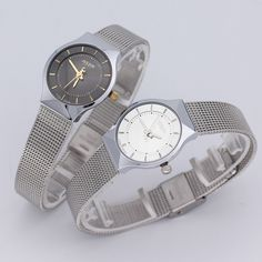 Stainless Steel Watch //Price: $47.50 & FREE Shipping //       #ladytimeclub #ladywatch
