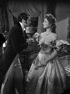 Pride and Prejudice (1940) ~ Greer Garson as Elizabeth Bennet and Laurence Olivier as Mr. Darcy