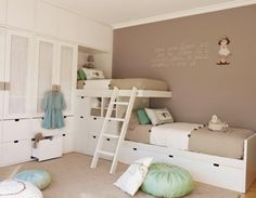 Kids Room Ideas For Two Girls bedroom decorating for shared boy and girl room | 50 brilliant