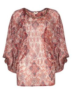 Ladies Tops, T-Shirts & Blouses | Marks & Spencer