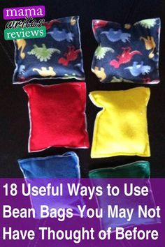 We have several beanbags& the house. I have made some out of about every material I could think of and I have also bought a few, like the ones in the affiliate link. I thought for awhile and came up with several uses for beanbags. Physical Activities For Toddlers, Parenting Toddlers, Parenting Advice, Games For Kids, Summer Activities, Bean Bag Uses, Relay Races, Kids Bean Bags, Sensory Stimulation