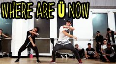 I think this is the toughest one I have done WHERE ARE Ü NOW - Skrillex & Diplo ft @JustinBieber Dance | @MattSteffan...
