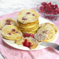 Vegetarian Recipes, Healthy Recipes, Healthy Food, Swedish Recipes, Fika, Recipe For Mom, Crepes, Pancakes, French Toast