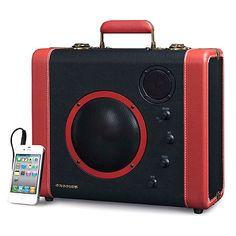 Crosley SoundBomb Portable Speaker System