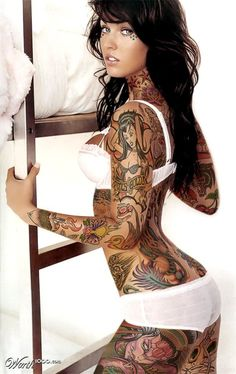 Tattoos & Tattoo Ideas for Men and Women.