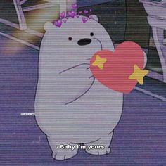 (notitle) - You ♥️ - Cartoon Cute Panda Wallpaper, Cartoon Wallpaper Iphone, Bear Wallpaper, Cute Disney Wallpaper, Cute Wallpaper Backgrounds, We Bare Bears Wallpapers, Panda Wallpapers, Cute Cartoon Wallpapers, Cute Profile Pictures