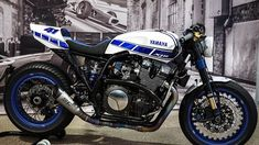 Yamaha Xjr, Full Pull, Xjr 1300, Custom Bikes, Motorcycle, Klein, Vehicles, Vintage, Muscle