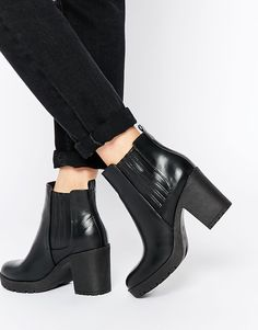 Bild 1 von ASOS RADCOT – Chelsea-Ankle Boots