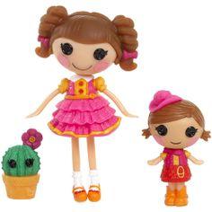 Lalaloopsy Mini Littles Prairie Dusty Trails and Trouble Dusty Trails Dolls: Dolls & Dollhouses : Walmart.com
