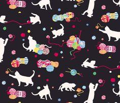 wool battle ! fabric by lisahilda on Spoonflower - custom fabric