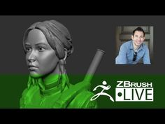 Robert Vignone - Creating Characters for 3D Printing - Episode 2 - YouTube