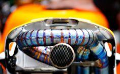 Honda MotoGP Exhaust