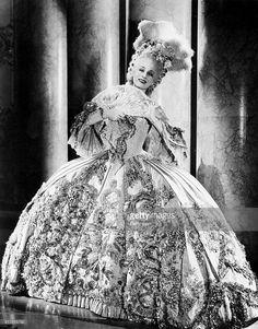 From the 1938 film Marie Antoinette.