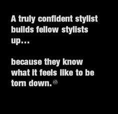 10 Steps That Will Make You a Better Stylist - Behindthechair.com Cosmetology Quotes, Hairstylist Quotes, Salon Quotes, Hair Quotes, Motivational Quotes, Inspirational Quotes, The More You Know, New Things To Learn, Trendy Hairstyles