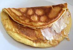 Pós-treino: sugestões e receitas: Receita de Pão de Queijo de frigideira + ...